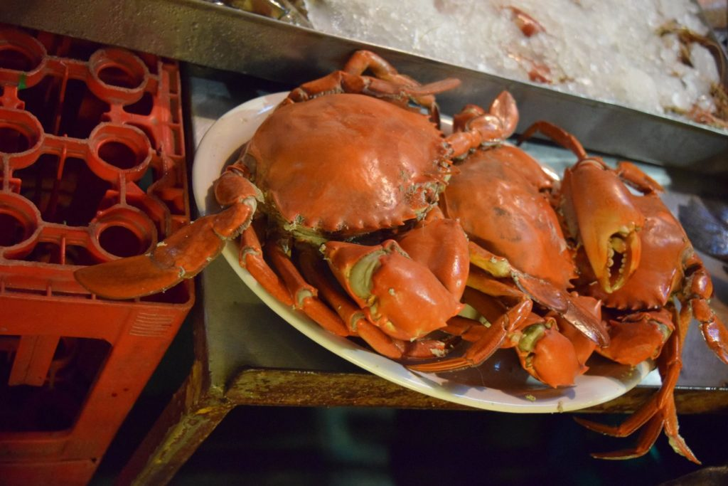 Mouthwatering Sea food