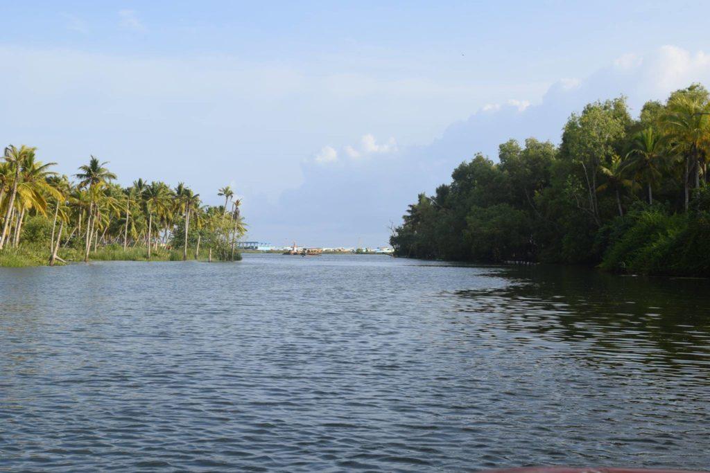 Neyyar Lake Kerala