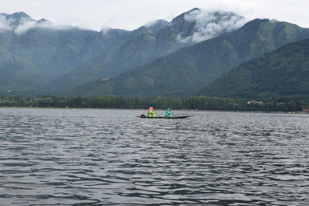 Serene Dal Lake, Srinagar