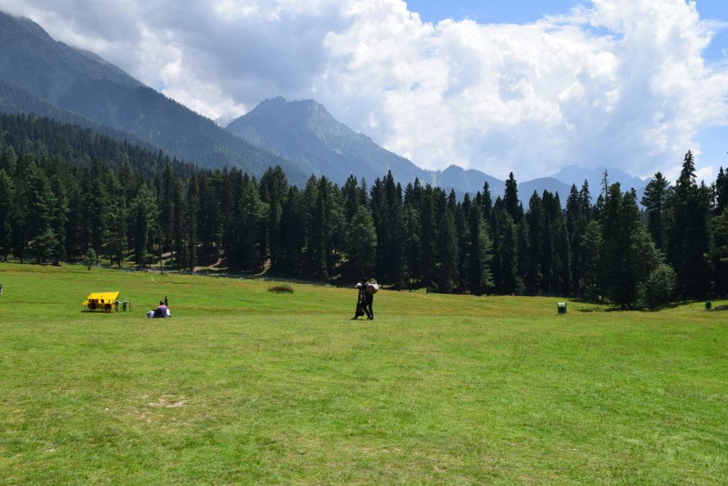 Safety of Tourist in Kashmir