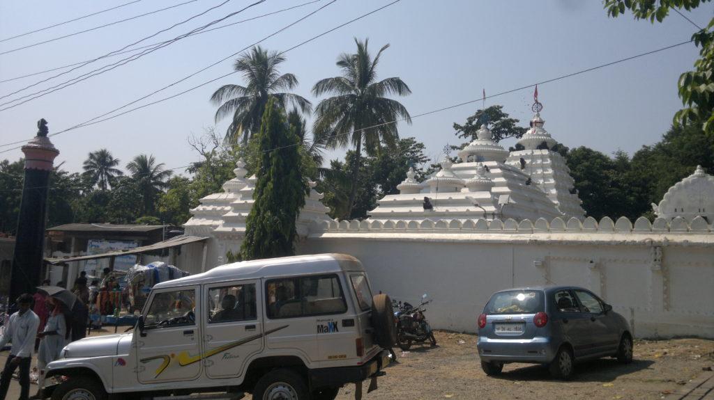 Jagannath temple At Nilgiri