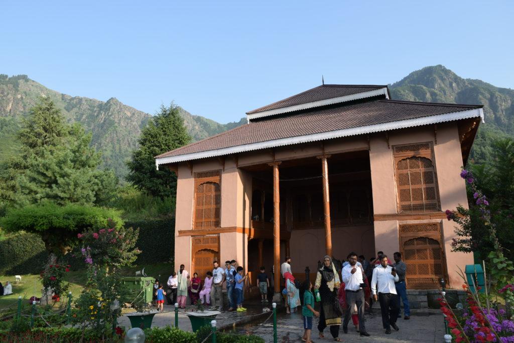 Cheshm-e-Shahi, Srinagar