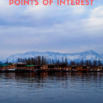 Srinagar, India Points of interest