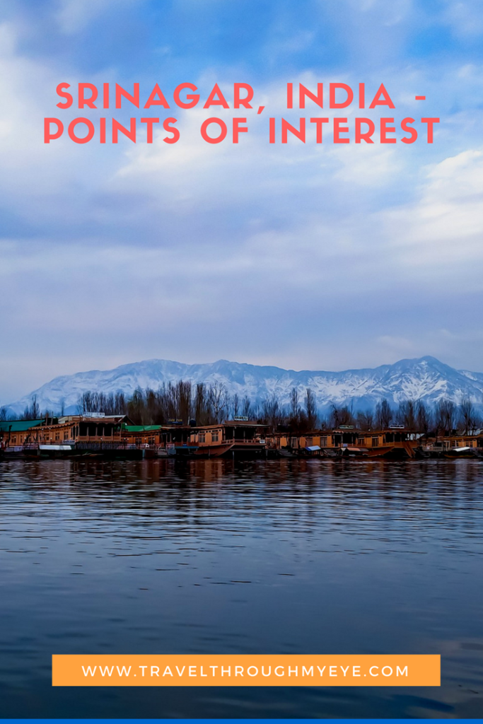 Srinagar, India Points of interest