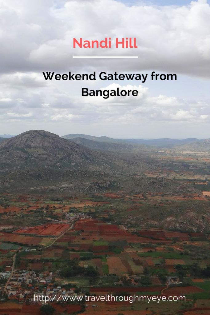 Nandi Hill, A perfect Weekend Gateway from Bangalore