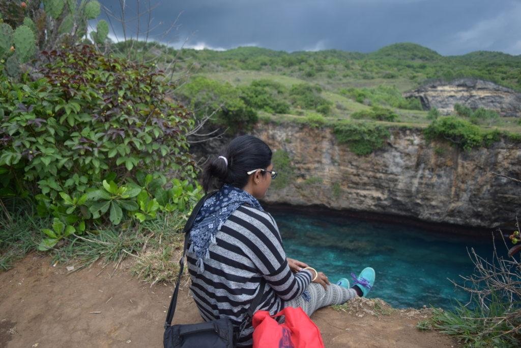Travel Solo in Nusa Penda