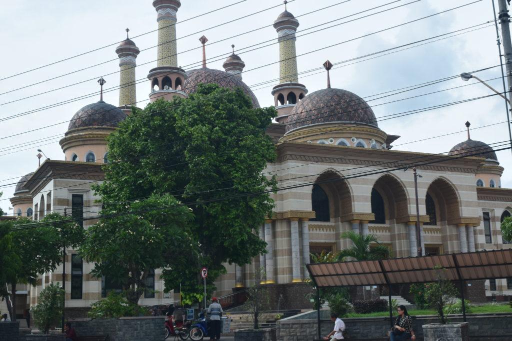 Masjid Agung Aqsha, Klaten Indonesia