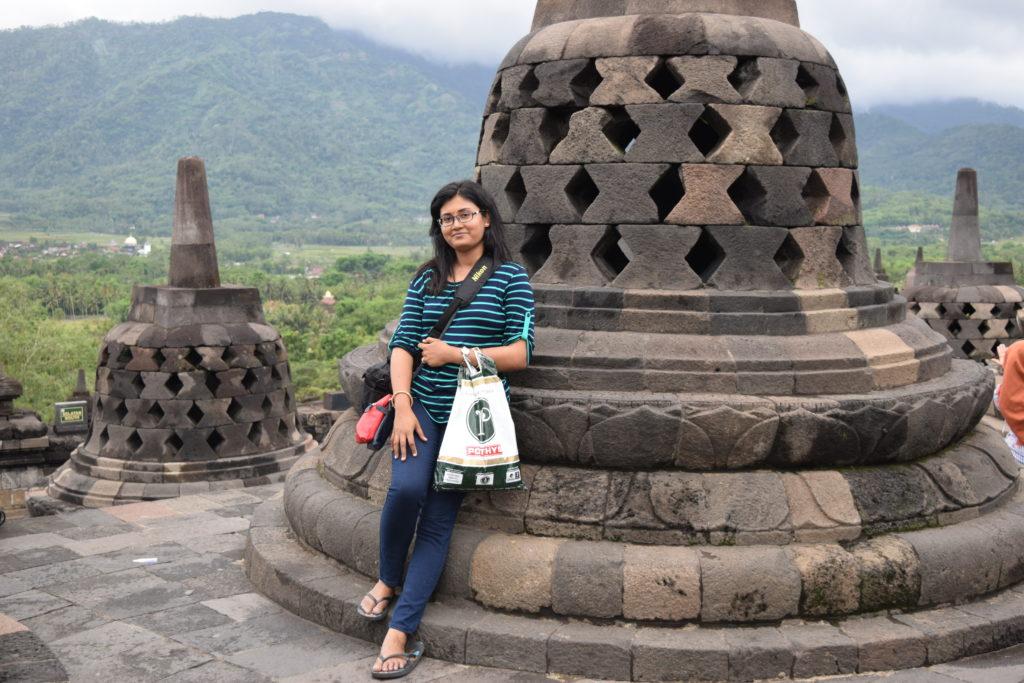 Borobudur Temple, Yogyakarta, Central Java, Indonesia