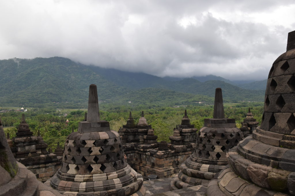 Places to see in Central Java, Indonesia
