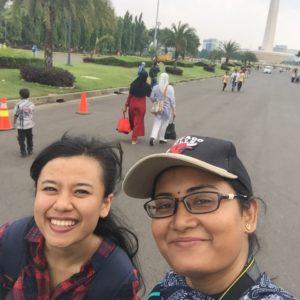 Frind in Jakarta