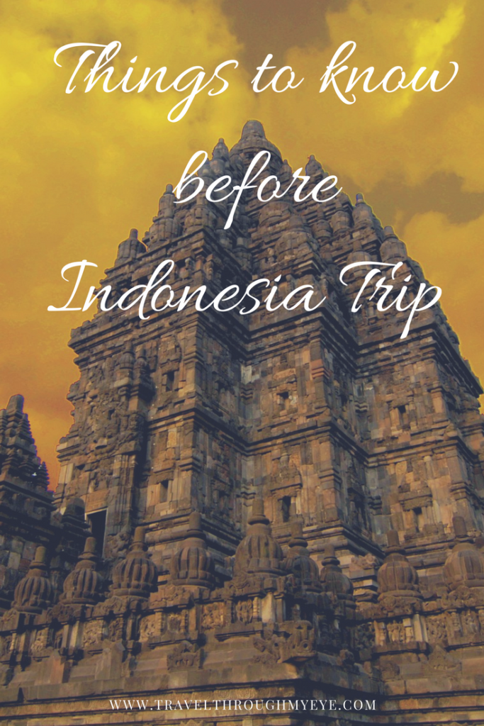 How to plan a trip to indonesia