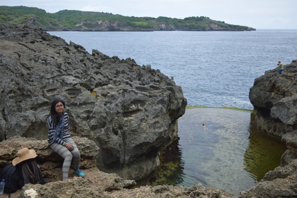 Angel's Billabong, Nusa Penida