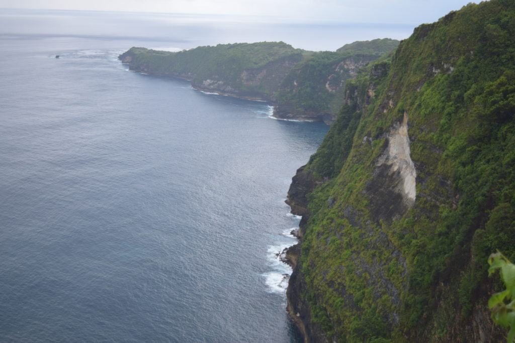 Karang Dawa View Point, Nusa Penida