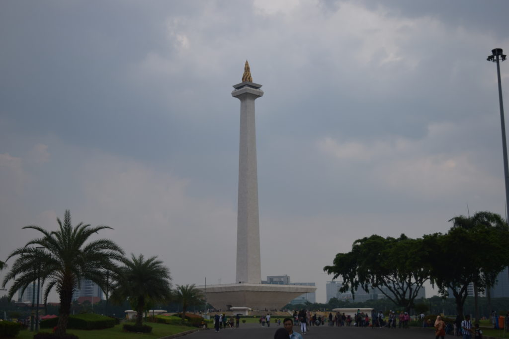 Monas Tower, Jakarta