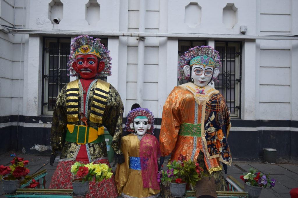 Puppet at Kota Tua, Jakarta