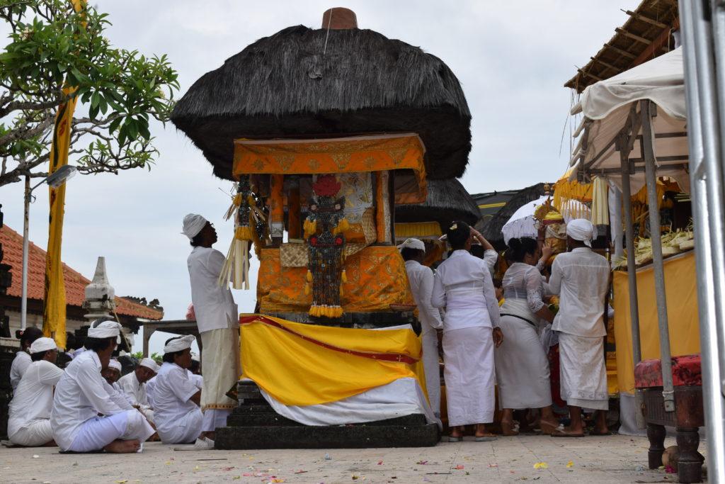 Uluwatu Temple, Bali, Indonesia