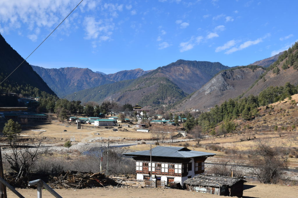 Haa valley Bhutan