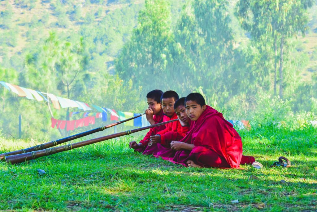 Bhutan Itinerary for Seven days