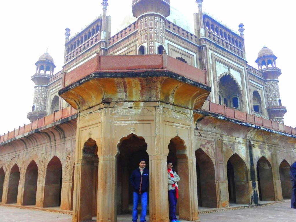 Safdarjung Tomb, Delhi local sightseeing