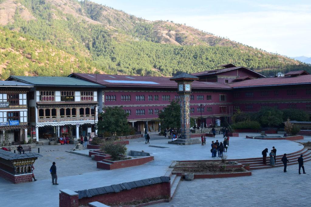 Thimphu point of interest