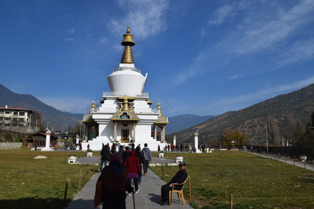 Tourist places in Thimphu