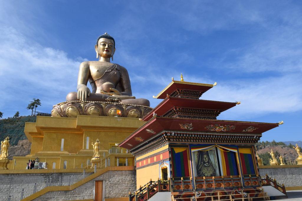 Buddha Point, Thimphu point of interest