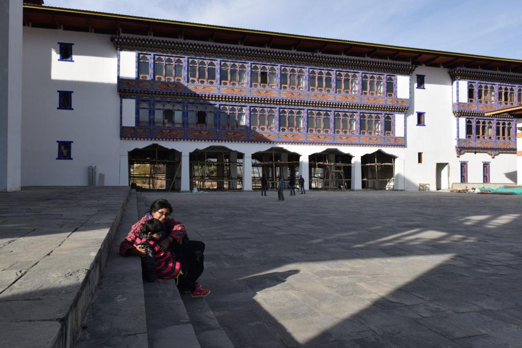 At Royel Textile Museum, Thimphu