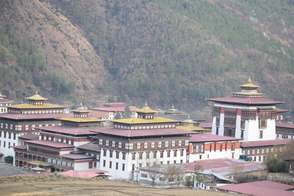 The Royel Palace, Thimphu