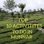 What to do in Munnar