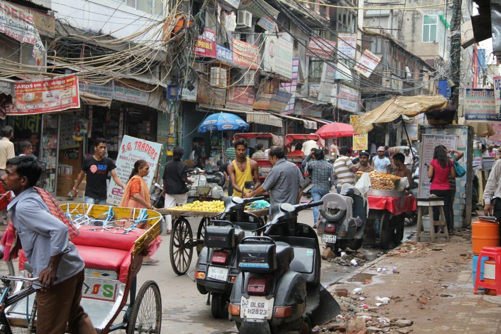 Chandi Chowk Market , Delhi
