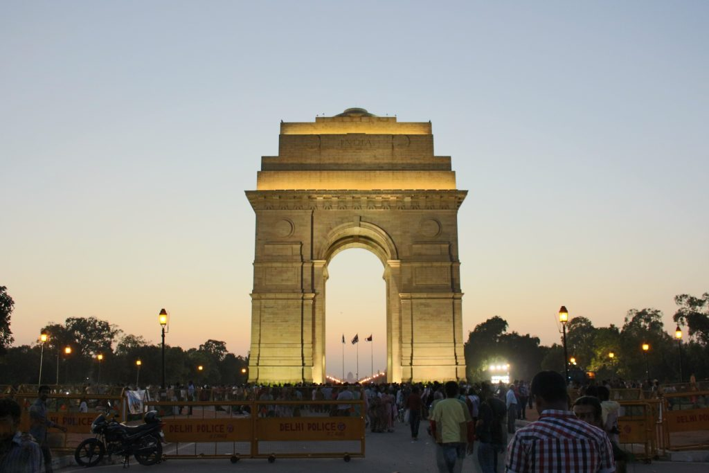 India Gate- Delhi