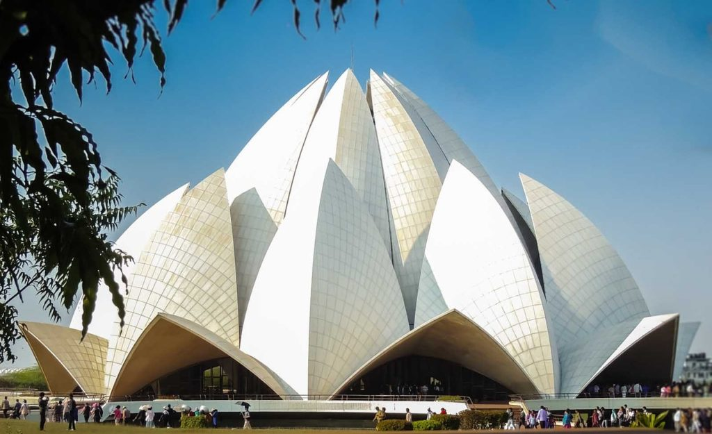 Lotus temple, Delhi sightseeing