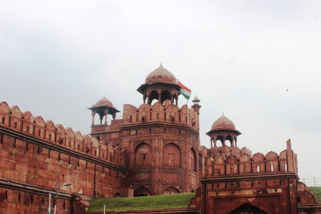 Red Fort, Delhi- top 10 places around delhi