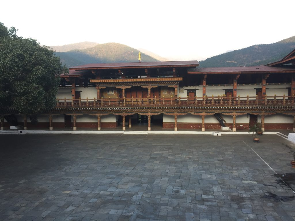 Punakha Valley, Places to visit