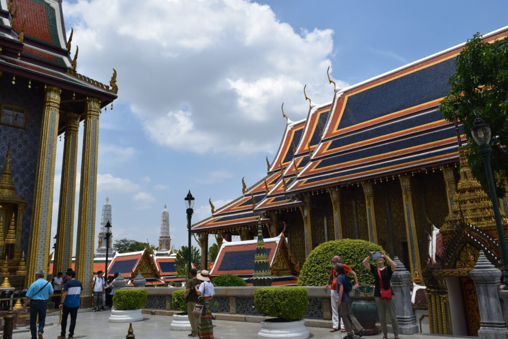Grand Palace-Places to visit in Bangkok
