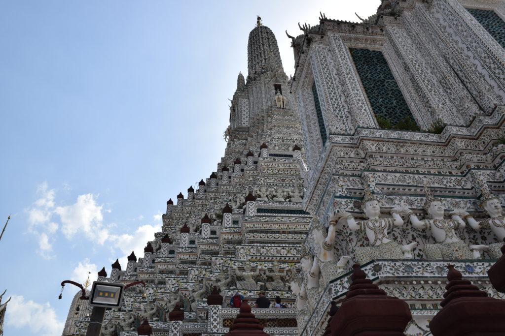 Wat Arun, Bangkok itinenary