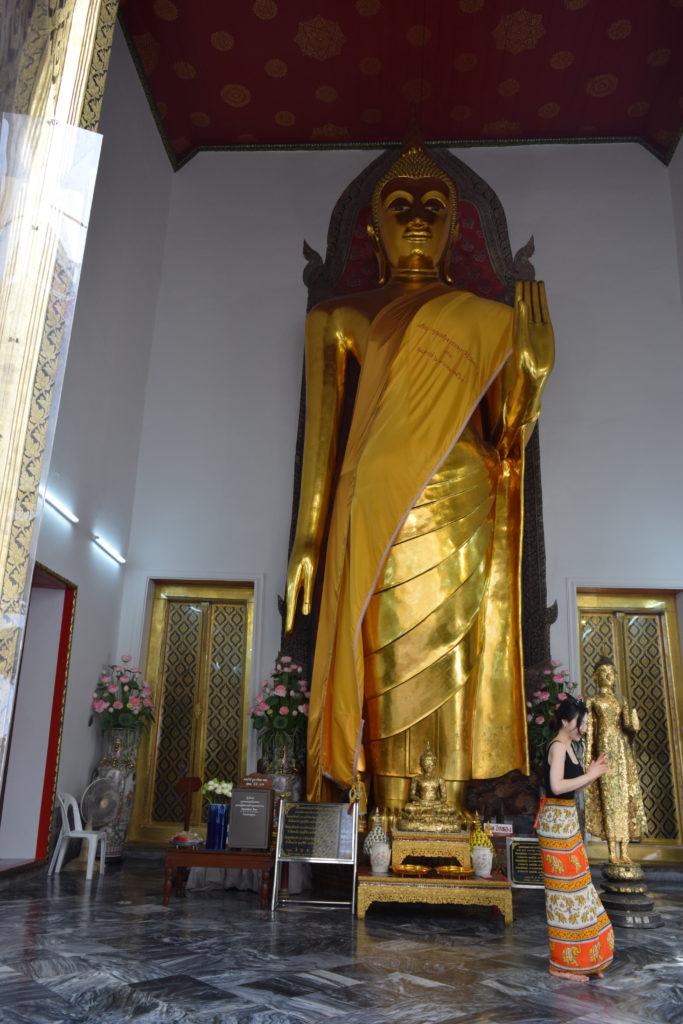 Visit Wat Pho- Things to do in Bangkok