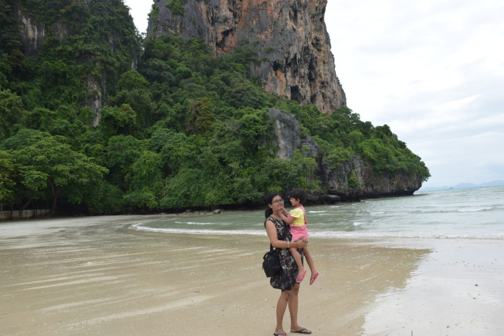 Places to see in Railay Beach