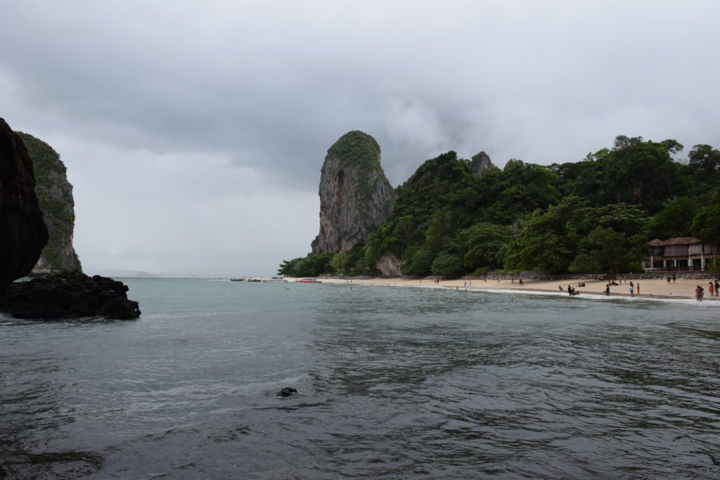 Ao Phra Nang Beach at Railay