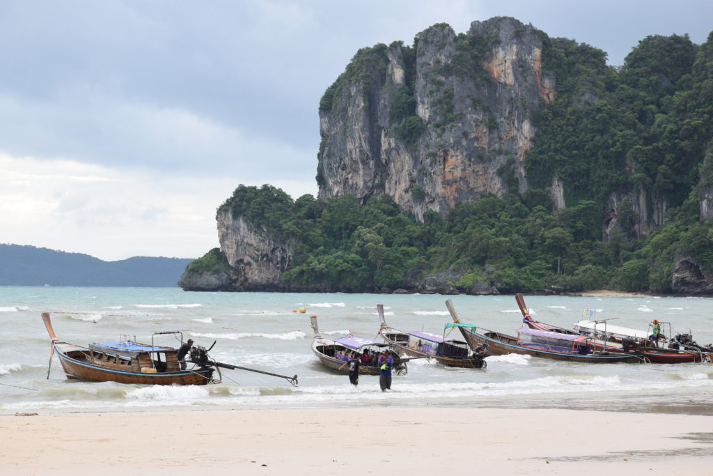 Top 5 things to do in Railay Beach, Krabi, Thailand