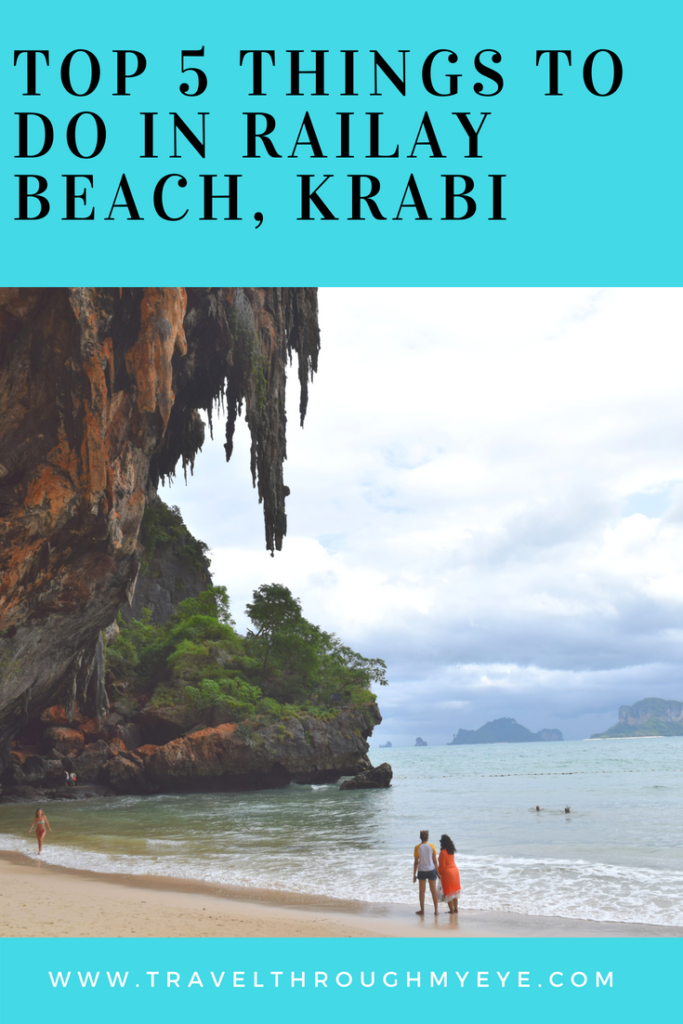 What to do in Railay Beach, Krabi