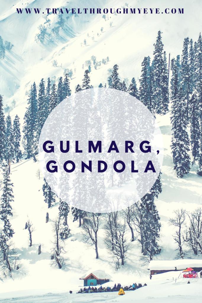 Gondola Ride Kashmir