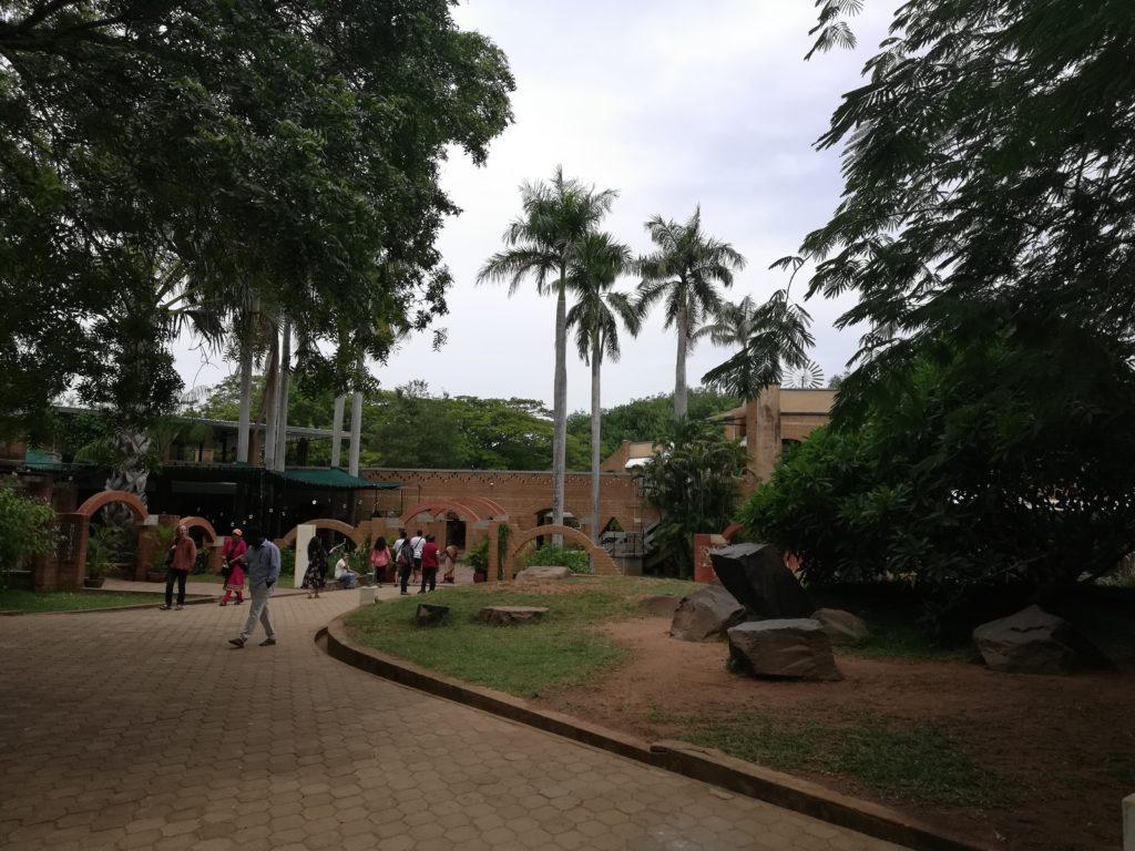 Auroville Booking