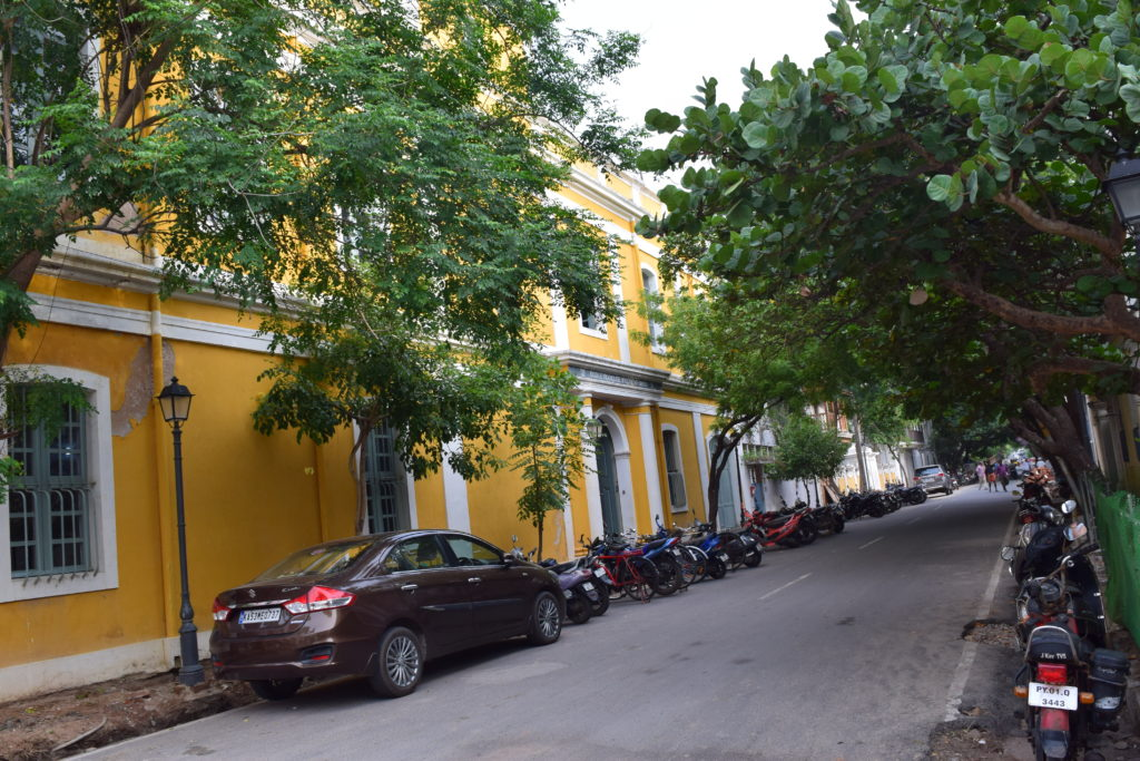 Pondichery Buildings