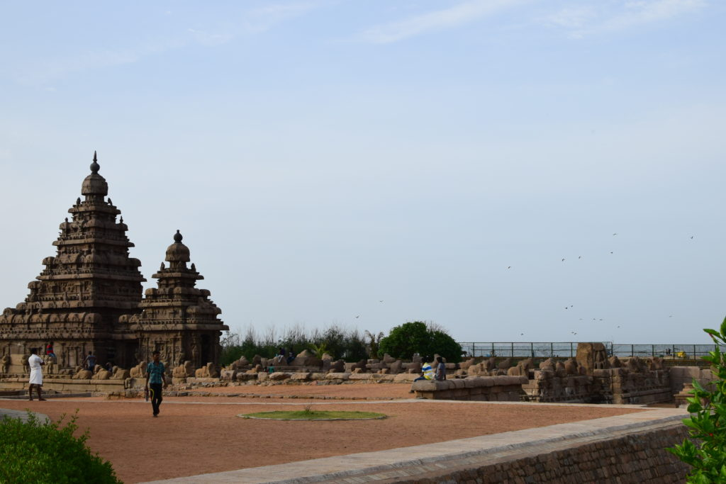 Sea Shore Temple, Mahabalipuram-day trip from Chennai