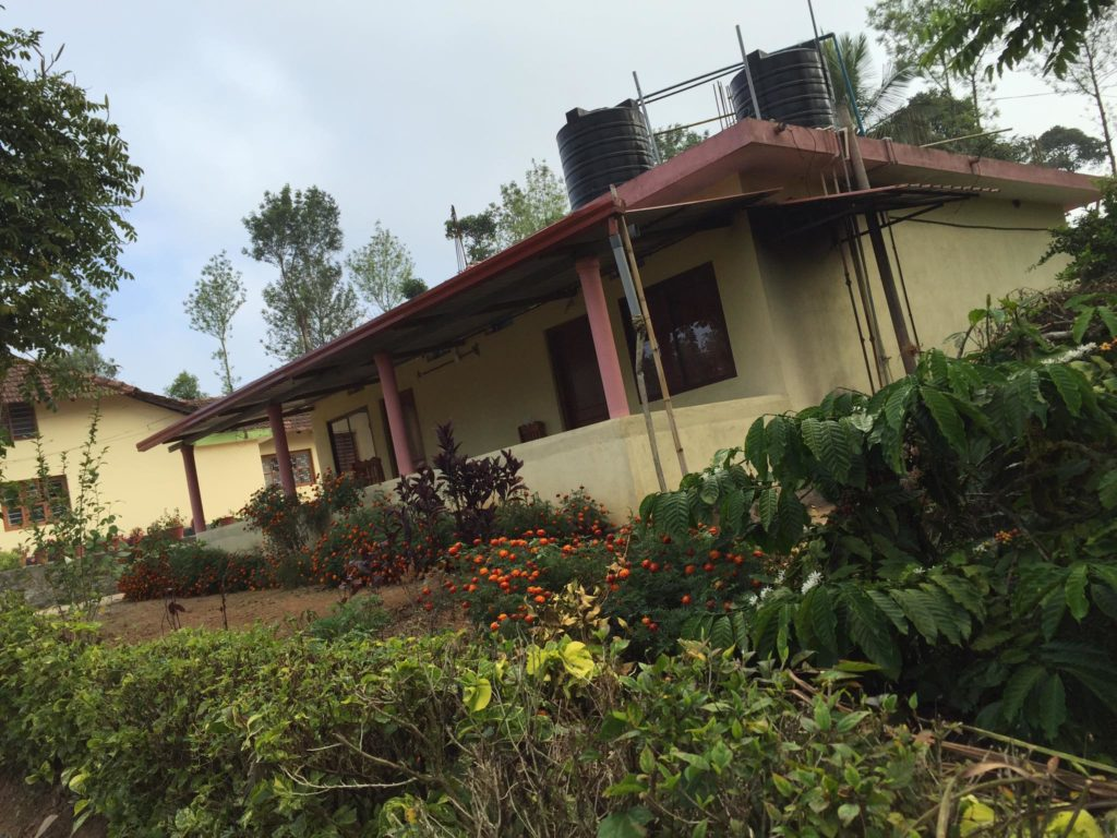 Ginger Home stay- Our stay at coorg
