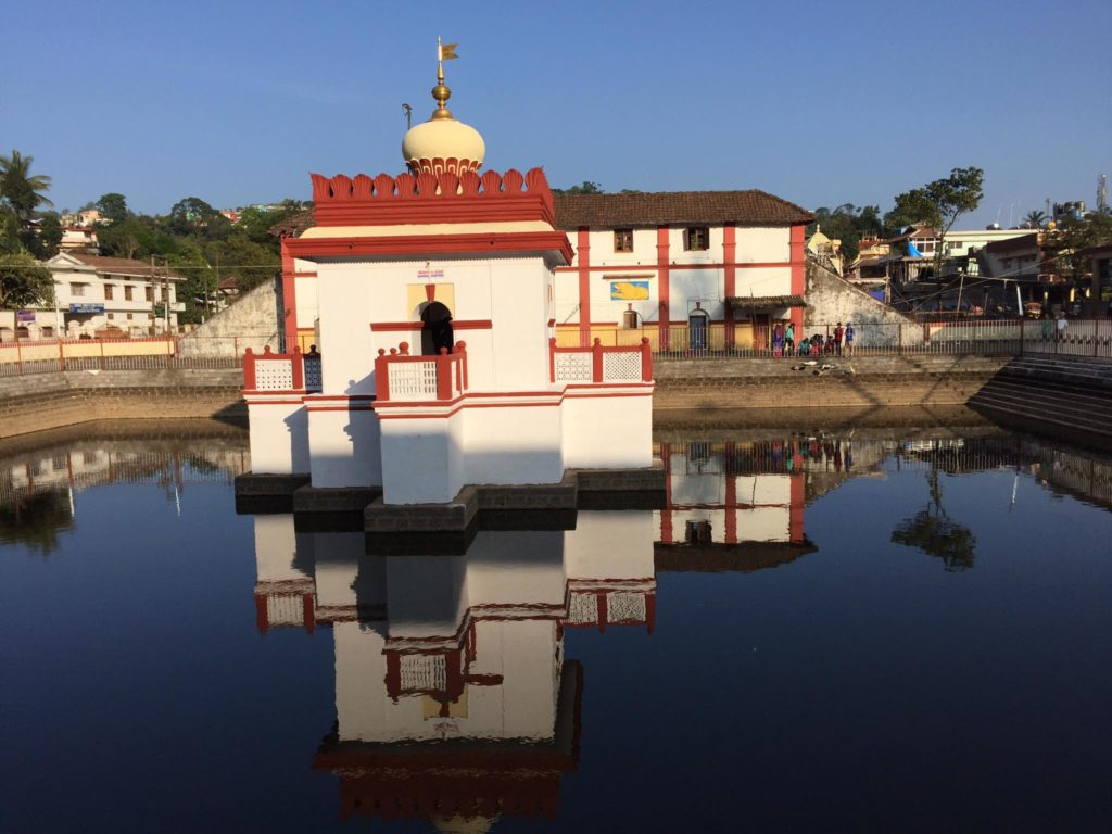 Omkareswar Temple at Coorg/ Madikari