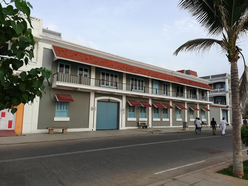 Pondicherry Buildings