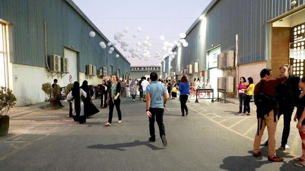 Alserkal Avenue- one of the top 10 Dubai Tourist places