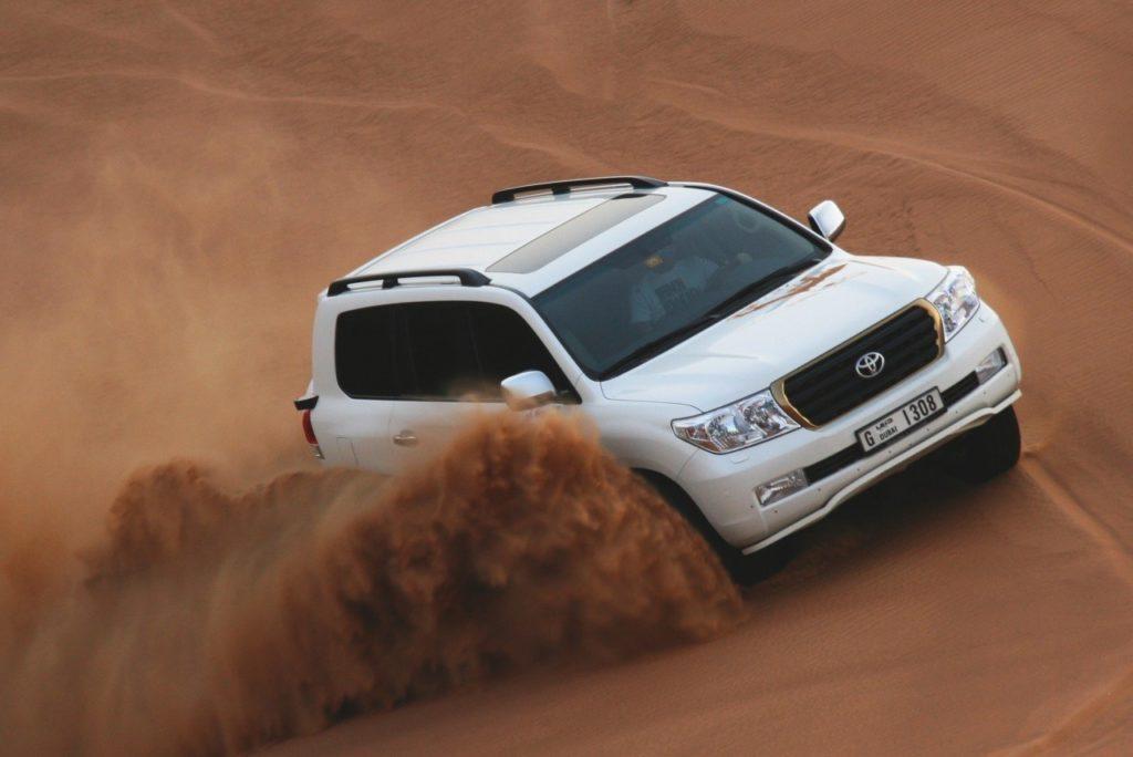 Desert Safari Dubai-top 10 Dubai sightseeing
